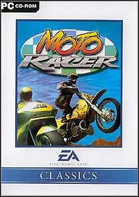 Okładka Moto Racer (PC)