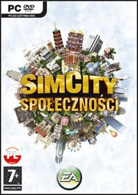 Okładka SimCity Societies (PC)