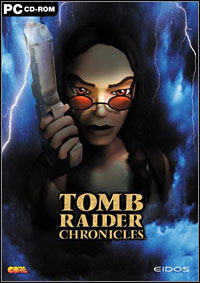 Game Box for Tomb Raider 5: Chronicles (PC)