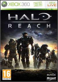 Game Box for Halo: Reach (X360)
