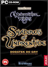 Okładka Neverwinter Nights: Shadows of Undrentide (PC)