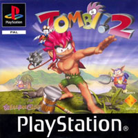 Game Box for Tombi! 2 (PS1)