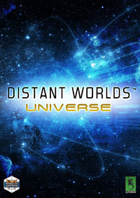 Okładka Distant Worlds: Universe (PC)