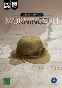 Game Box for Order of Battle: Morning Sun (PC)