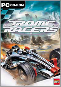 Okładka LEGO Drome Racers (PC)