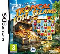 Okładka Jewels of the Tropical Lost Island (NDS)