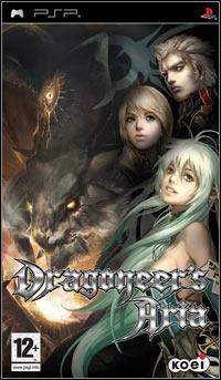 Okładka Dragoneer's Aria (PSP)