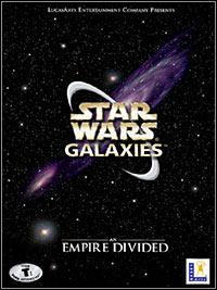 Okładka Star Wars Galaxies: An Empire Divided (PC)