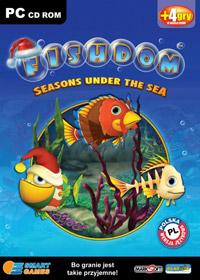 Okładka Fishdom: Seasons under the Sea (PC)