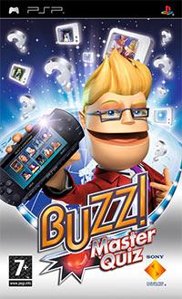 Okładka Buzz! Quiz Master (PSP)