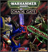 Game Box for Warhammer 40,000: Chaos Gate (PC)