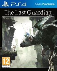 Game Box for The Last Guardian (PS4)