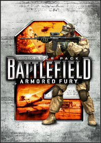 Okładka Battlefield 2: Armored Fury (PC)
