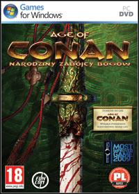 Okładka Age of Conan: Rise of the Godslayer (PC)