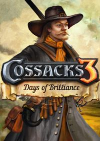 Game Box for Cossacks 3: Days of Brilliance (PC)