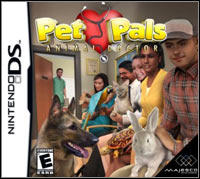 Okładka Pet Pals: Animal Doctor (NDS)