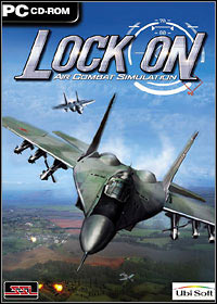 Game Box for Lock On: Modern Air Combat (PC)