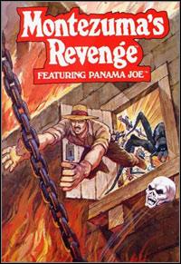 Okładka Montezuma's Revenge (PC)