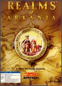 Okładka Realms of Arkania: Blade of Destiny (PC)
