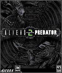 Game Box for Aliens vs Predator 2 (PC)