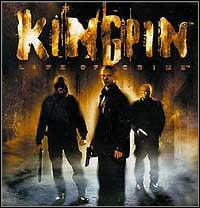 Game Box for Kingpin: Life of Crime (PC)