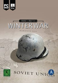 Game Box for Order of Battle: Winter War (PC)