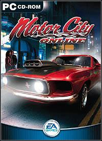 Okładka Motor City Online (PC)