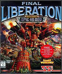 Okładka Warhammer Epic 40,000: Final Liberation (PC)
