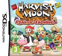 Okładka Harvest Moon: Frantic Farming (NDS)