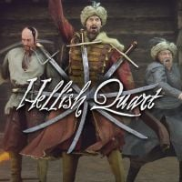 Hellish Quart (PC cover