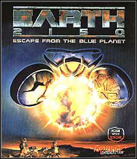 Okładka Earth 2150: Escape from the Blue Planet (PC)