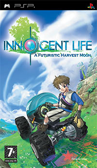 Okładka Harvest Moon: Innocent Life (PSP)