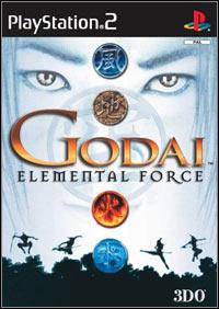 Okładka Godai: Elemental Force (PS2)