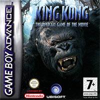 Okładka Kong: The 8th Wonder of the World (GBA)