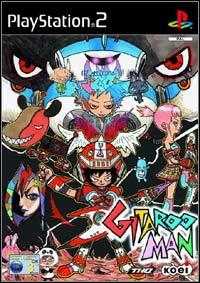 Okładka Gitaroo Man (PS2)