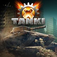 Okładka Tanki X (PC)