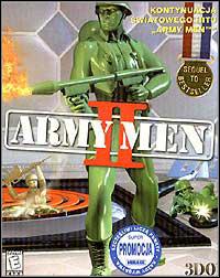 Okładka Army Men II (PC)