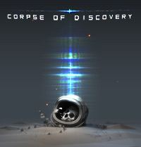 Okładka Corpse of Discovery (PC)