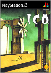 Game Box for Ico (PS2)
