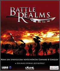 Okładka Battle Realms (PC)