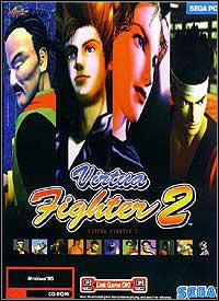 Okładka Virtua Fighter 2 (PC)