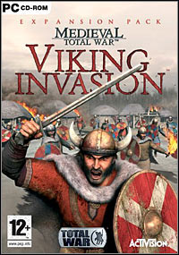 Okładka Medieval: Total War - Viking Invasion (PC)