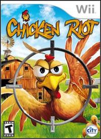 Okładka Redneck Chicken Riot (Wii)