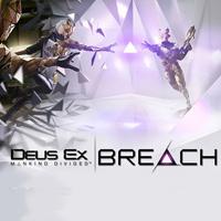 Okładka Deus Ex: Breach (PC)