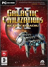 Okładka Galactic Civilizations II: Dread Lords (PC)