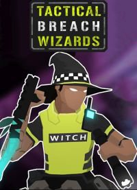 Okładka Tactical Breach Wizards (PC)