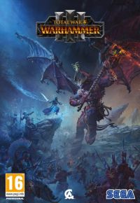 Game Box for Total War: Warhammer III (PC)
