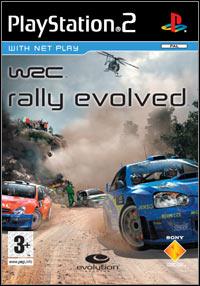 Okładka WRC: Rally Evolved (PS2)