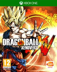 Game Dragon Ball: Xenoverse (PS3) cover