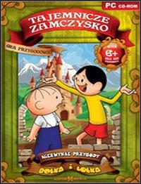 Okładka Tajemnicze zamczysko: Niezwykle przygody Bolka i Lolka (PC)
